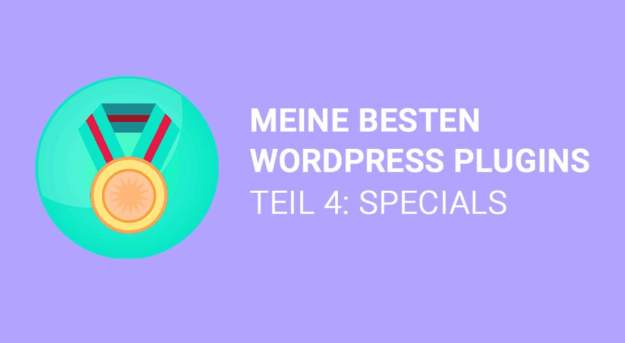 Meine besten WordPress Plugins – Teil 4: Shop, Newsletter, Forum u.a.