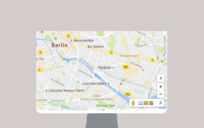 Google Maps – Eine eigene API erstellen