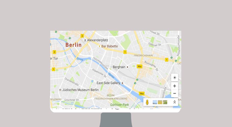 Google Maps - Eine eigene API erstellen on
