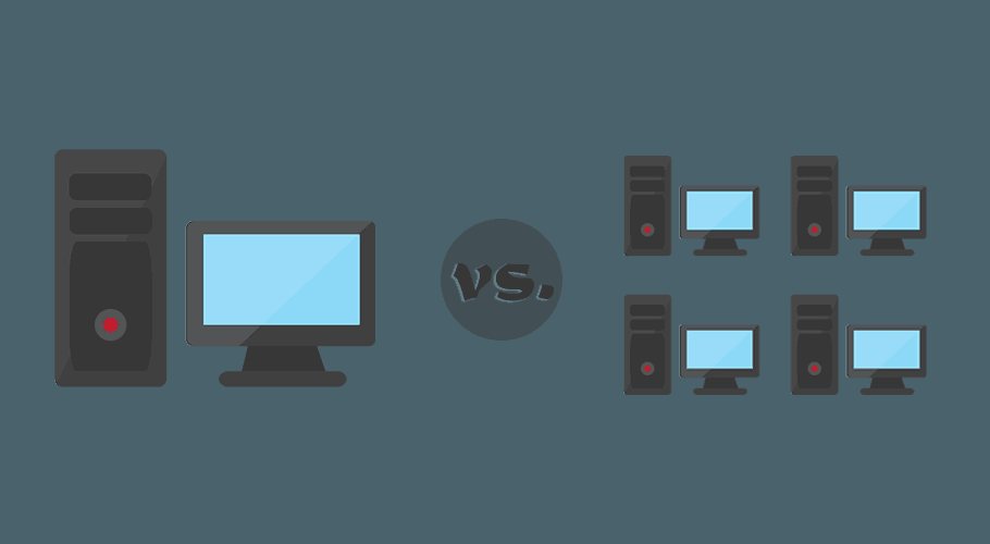 WordPress Hosting Vergleich: Shared Hosting oder Premium Hosting?