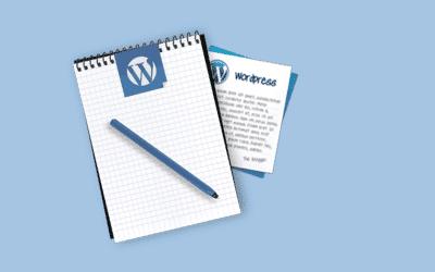 WordPress lernen – Worauf sollte man unbedingt achten?