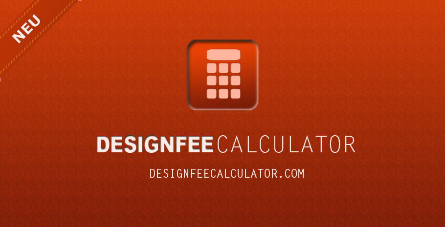 Design kalkulieren mit dem iPhone: Design Fee.