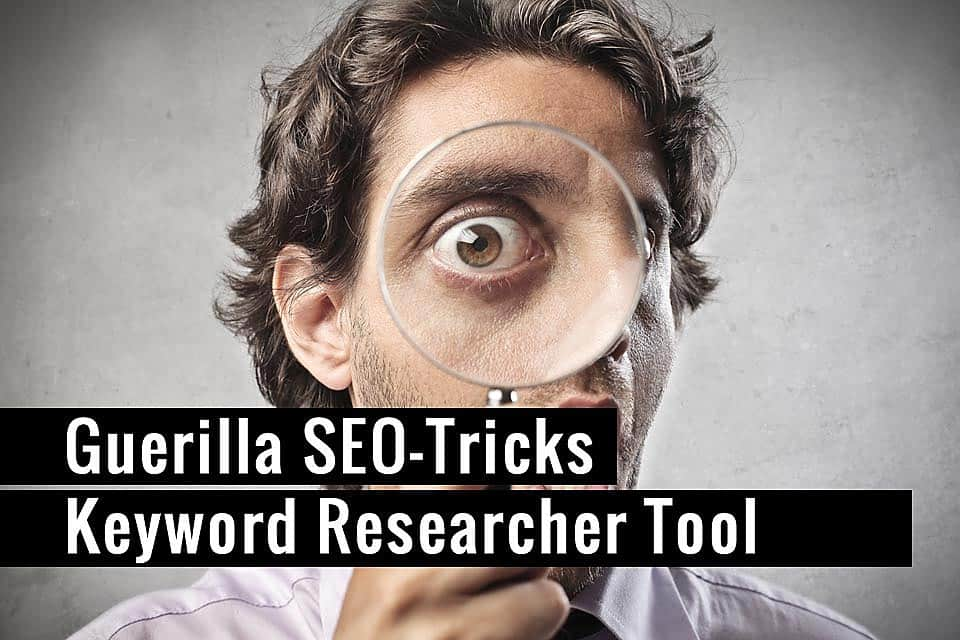 Guerilla SEO-Tricks: Long Tail Keywords 2