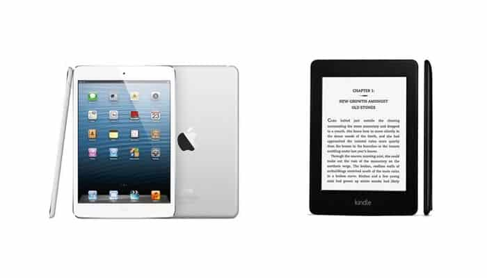 kindle paperwhite kaufen vs tablet vs ipad. Black Bedroom Furniture Sets. Home Design Ideas
