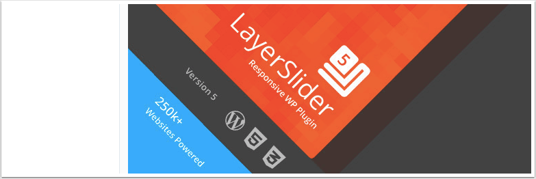 LayerSlider-Responsive: WordPress Plugins Slider