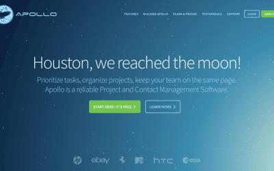 Apollo HQ – Software für Projektmanagement und Kontaktmanagement