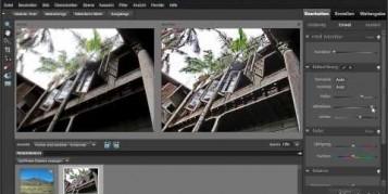 Photoshop Elements Tutorial: Schnellkorrektur