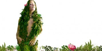"Create a ""Jungle Woman"" (Tutorial)"