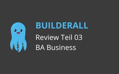 Builderall Review (03): Als Affilaite ein profitables Builderall Business aufbauen.