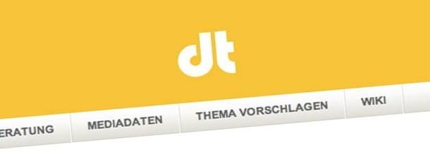 """Gastbeitrag """"Design oder Geld"""" im Designtagebuch.de"""