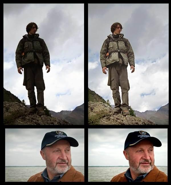Video Photoshop Tutorial Histogramm (Engl.)