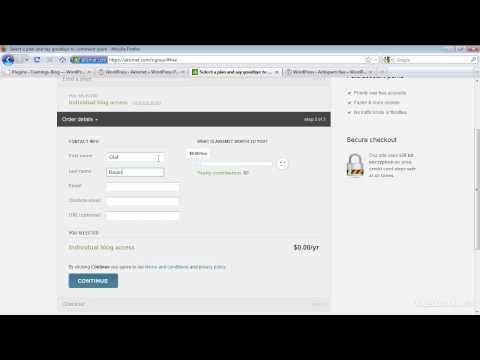 WordPress Kommentar vor SPAM schützen