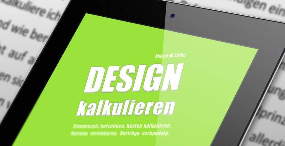 Design kalkulieren | Buch & E-Book