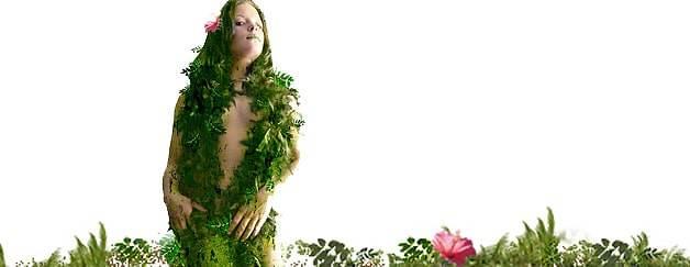 "Create a ""Jungle Woman"" (Tutorial)"
