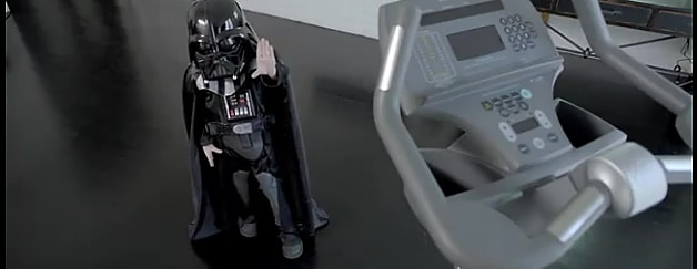 Darth Vader vs. Thor
