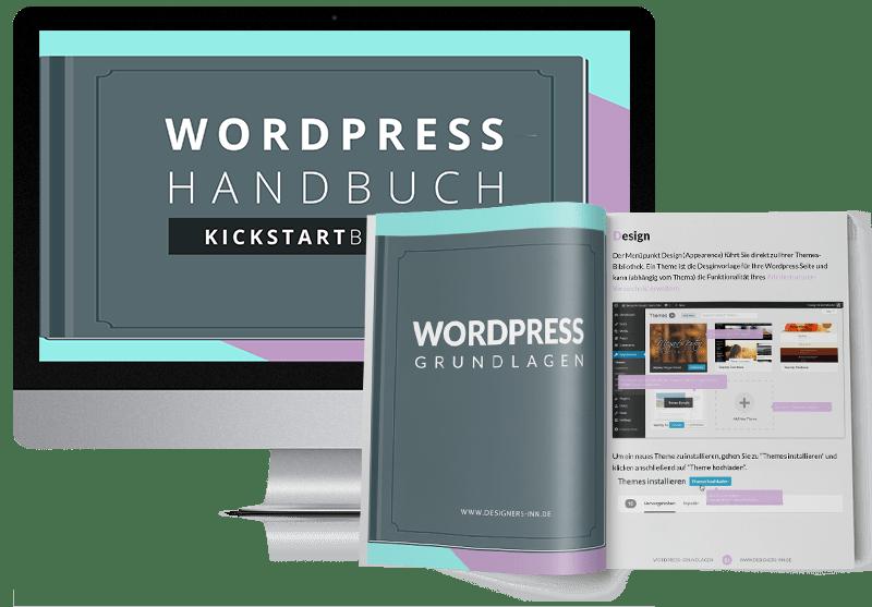 Kostenloses WordPress Handbuch