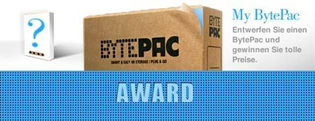 MyBytePac Designwettbewerb