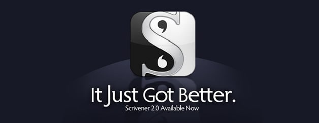 Review-Screencast: Scrivener 2