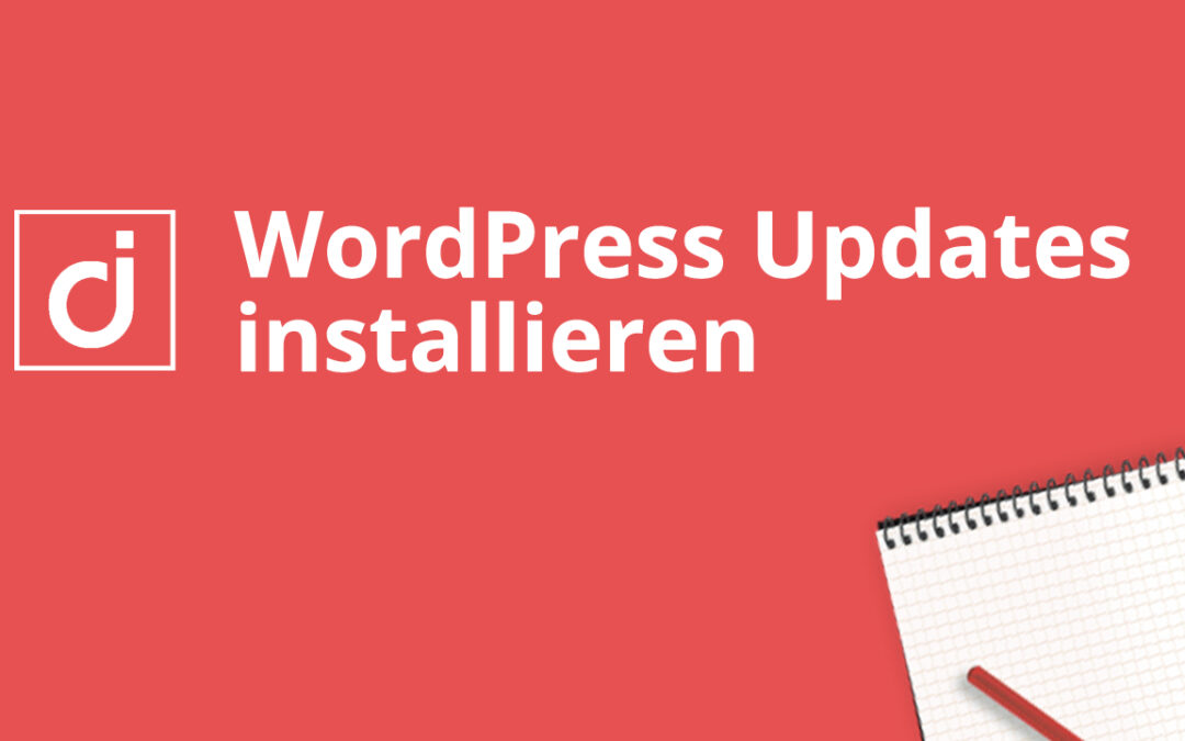 WordPress Updates installieren